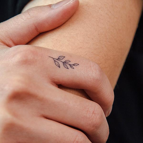 Hosto by Talia Missaghi is a Nature temporary tattoo from inkbox - 2