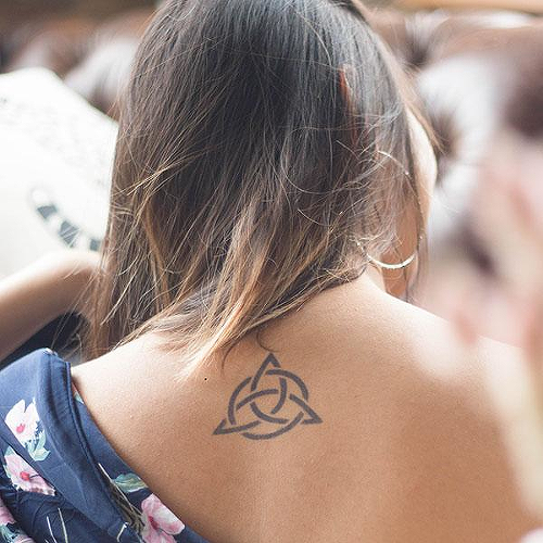 Kells by inkbox is a Geometric temporary tattoo from inkbox - 0