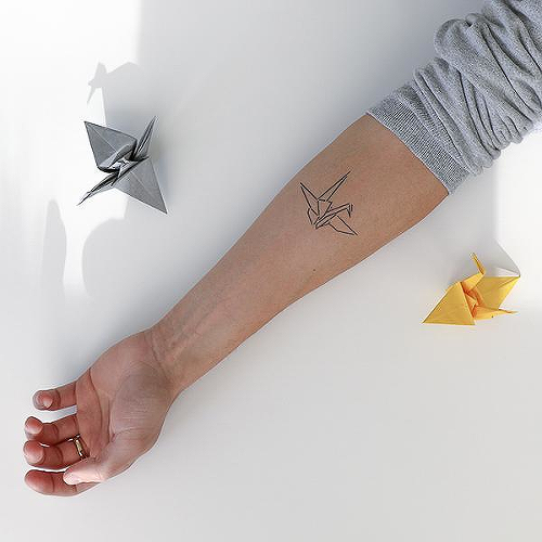 Kofuku by Madison Riese is a Animals temporary tattoo from inkbox - 0