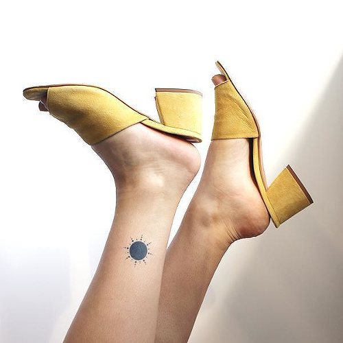 Liakada by Shivangi Patel is a Geometric temporary tattoo from inkbox - 2