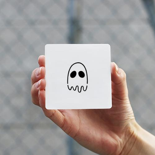 Lilghoul by Kaitlyn Hadd is a Minimal temporary tattoo from inkbox - 0