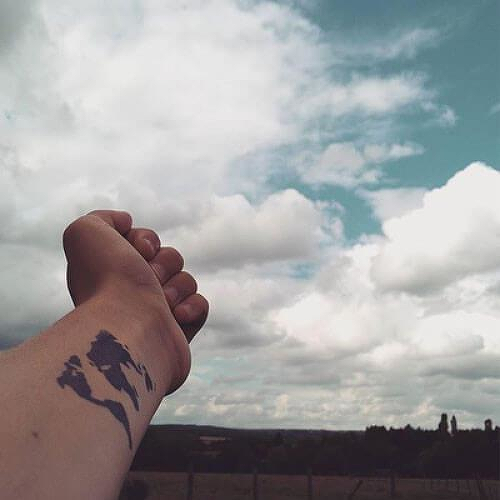 Livsnjutare by inkbox is a Travel temporary tattoo from inkbox - 5