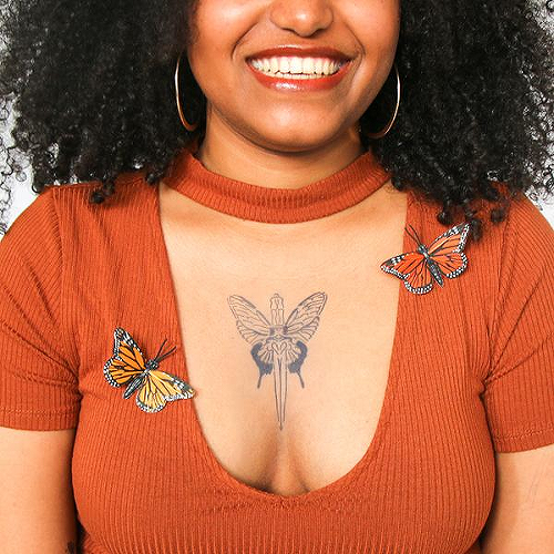Locera by humblebee is a Animals temporary tattoo from inkbox - 0