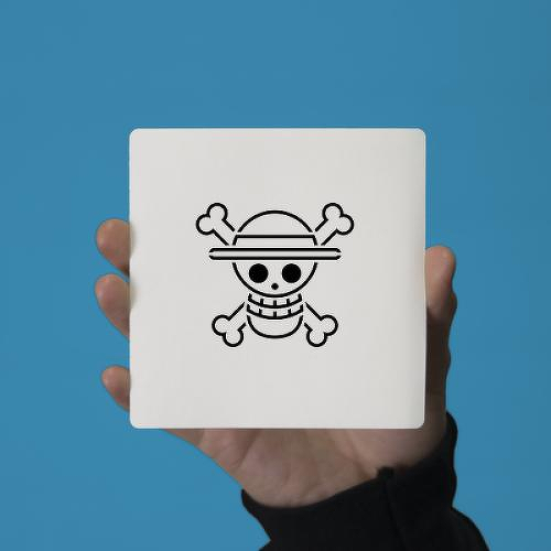 Luffy by Miguel Romero is a Gaming & Fandom temporary tattoo from inkbox - 1