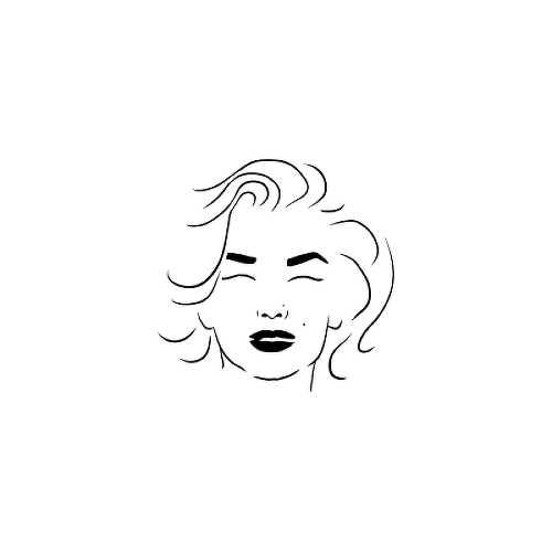 Marilyn by Marion is a Body temporary tattoo from inkbox - 1