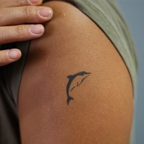 Mereswine by inkbox is a Animals temporary tattoo from inkbox - 1