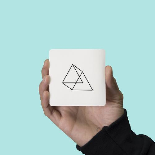 Metron by Addison Llanos is a Geometric temporary tattoo from inkbox - 1
