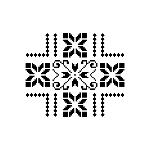 Moon of Bethlehem by DEE G. is a Geometric temporary tattoo from inkbox - 1