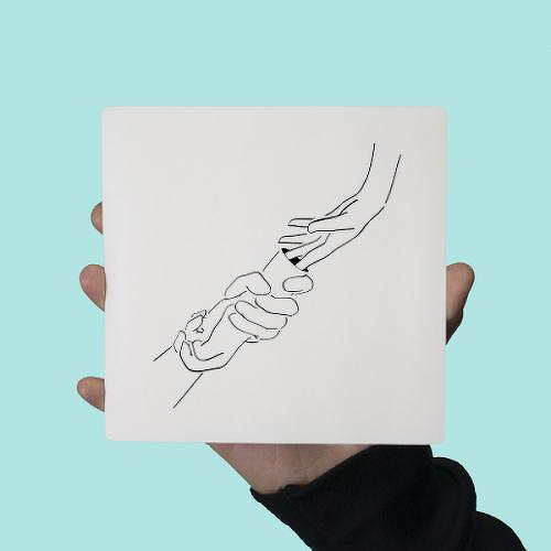 Moult by Angelo R is a Minimal temporary tattoo from inkbox - 0