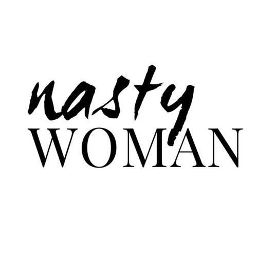 Nasty Woman by inkbox is a Quotes temporary tattoo from inkbox - 6