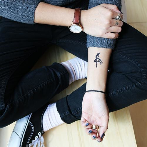 Odango by Rachel Llanera is a Gaming & Fandom temporary tattoo from inkbox - 2