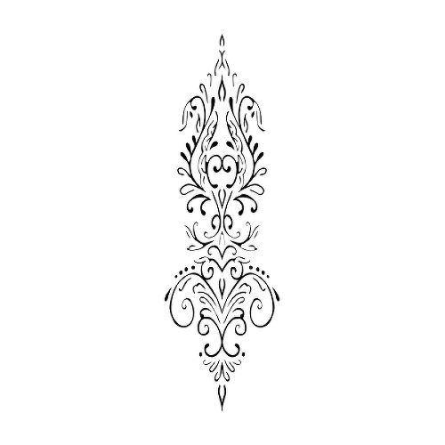 003c7f6e67d4a Olivia by Olivia-Fayne is a Geometric temporary tattoo from inkbox