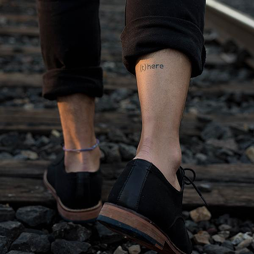 Omni by Sean Parker is a Travel temporary tattoo from inkbox - 2