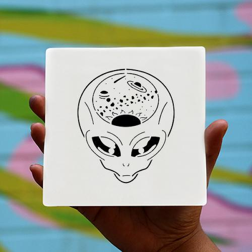 Origins by Cassandra Hatcher is a Space temporary tattoo from inkbox - 0