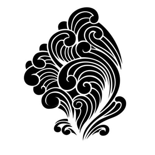 Oscillation by inkbox is a Traditional temporary tattoo from inkbox - 4