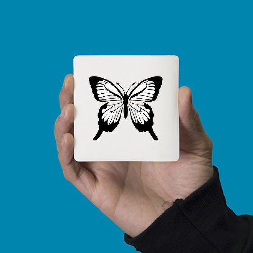 Papilio by inkbox is a Nature temporary tattoo from inkbox - 1
