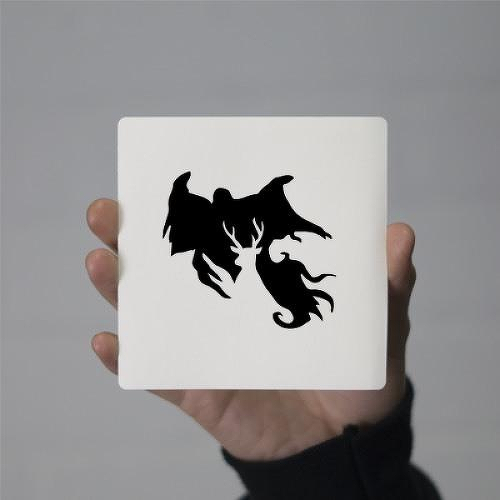 Patronus by inkbox is a Gaming & Fandom temporary tattoo from inkbox - 0