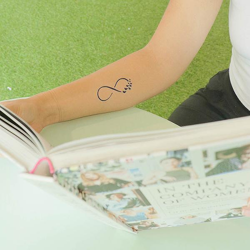 Pejji by inkbox is a Animals temporary tattoo from inkbox - 1