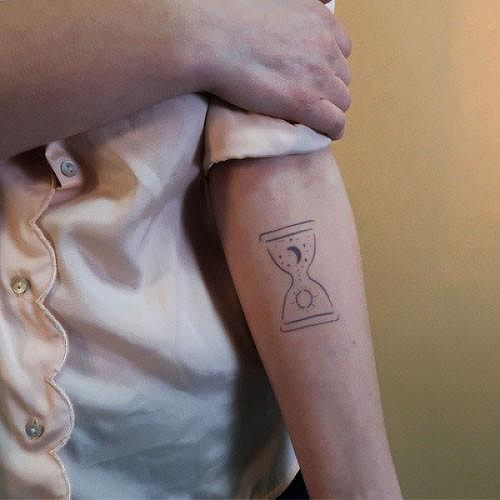 Peleus and Thetis by inkbox is a Science temporary tattoo from inkbox - 1