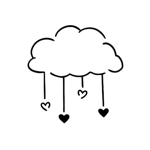 Pluviophile by Martith is a Nature temporary tattoo from inkbox - 1