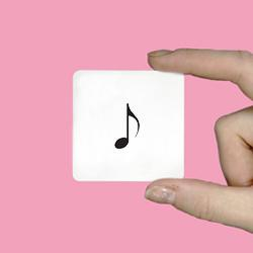 Quaver by inkbox is a Music temporary tattoo from inkbox - 0