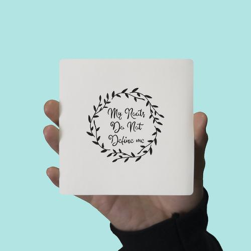 Radix by matt lloyd is a Quotes temporary tattoo from inkbox - 0