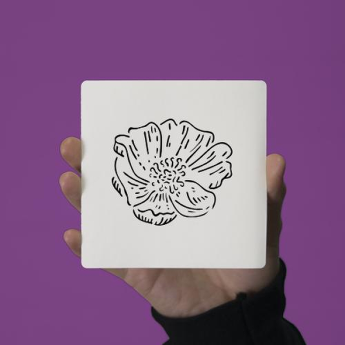 Remme by Dylan Aiello is a Flowers temporary tattoo from inkbox - 1
