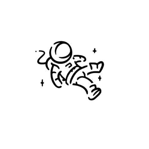 Rocketeer by Natalie Mi is a Space temporary tattoo from inkbox - 1