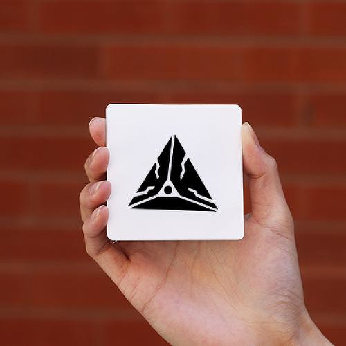 Rover by Amanda Fung is a Geometric temporary tattoo from inkbox - 0