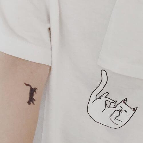 Salem by inkbox is a Animals temporary tattoo from inkbox - 0