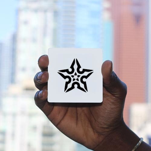 Shuriken by Rachel Hardy is a Random temporary tattoo from inkbox - 0
