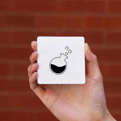 Sip by Kaleigh Dandeneau is a Science temporary tattoo from inkbox - 0