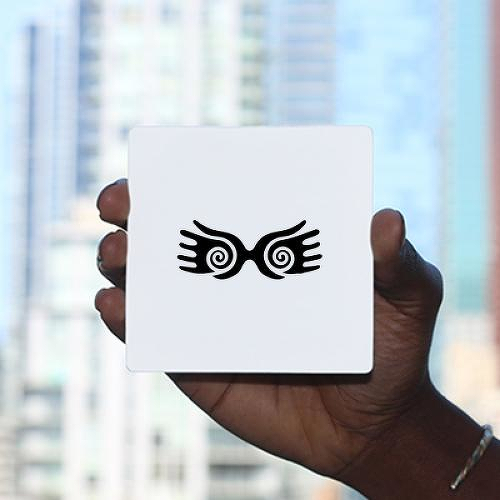 Spectrespecs by Katie L is a Gaming & Fandom temporary tattoo from inkbox - 0