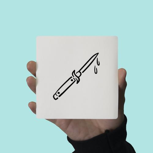 Switch by Sebastian Eisenberg is a Minimal temporary tattoo from inkbox - 0