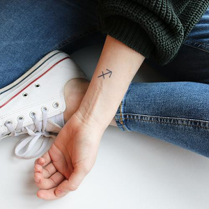 Semi-Permanent Astrology Tattoos Tattoos by inkbox™ - Inkbox™