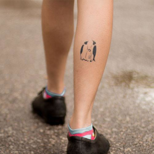 Vatgans by inkbox is a Animals temporary tattoo from inkbox - 0