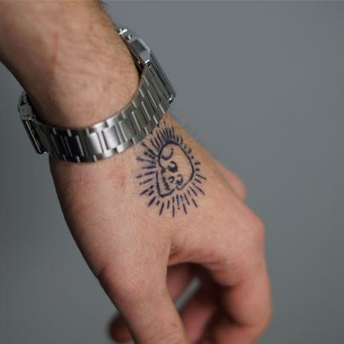 Vertex by Brittany Edwards is a Random temporary tattoo from inkbox - 1