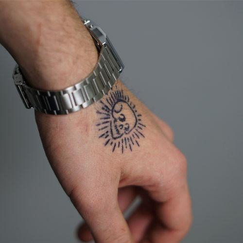 Vertex by Brittany Edwards is a Random temporary tattoo from inkbox - 2