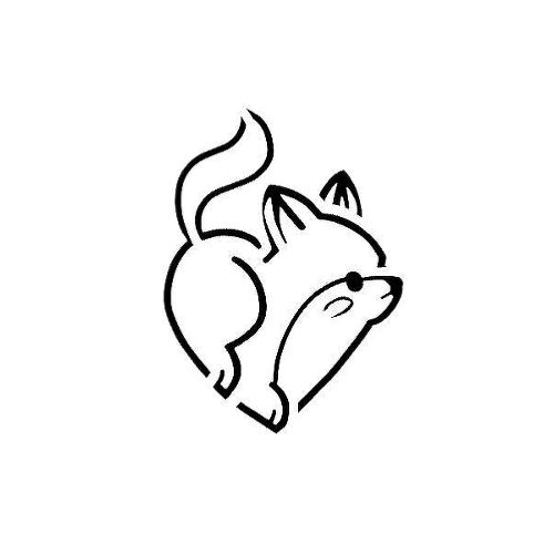 Vulpes by Gabriella Yoo is a Animals temporary tattoo from inkbox - 1