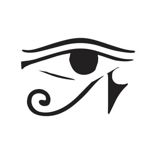 Wadjet by inkbox is a Spiritual tattoo from inkbox - 3