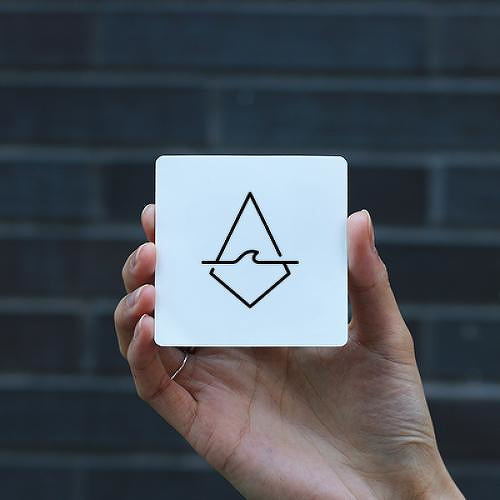 Woder by Garreth Chan is a Geometric temporary tattoo from inkbox - 0