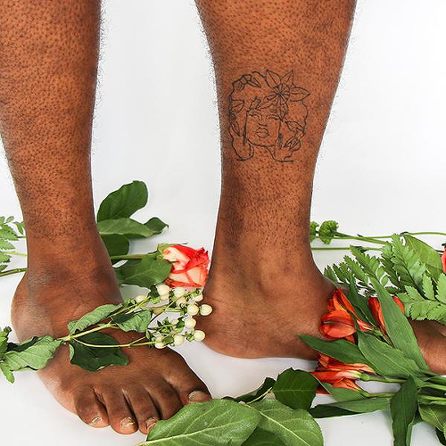 Zenski by humblebee is a Flowers temporary tattoo from inkbox - 0